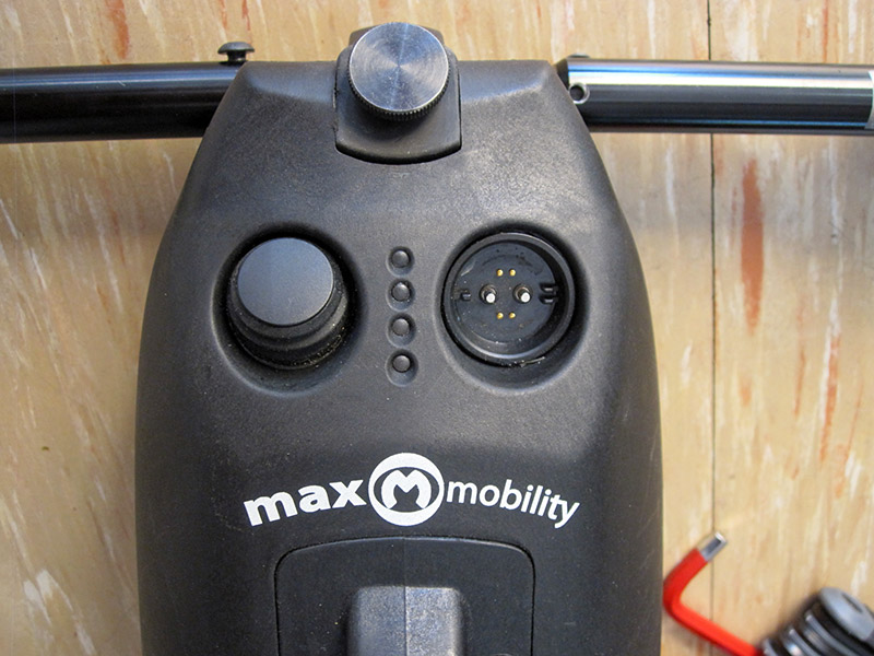 Top view of SmartDriveMX2